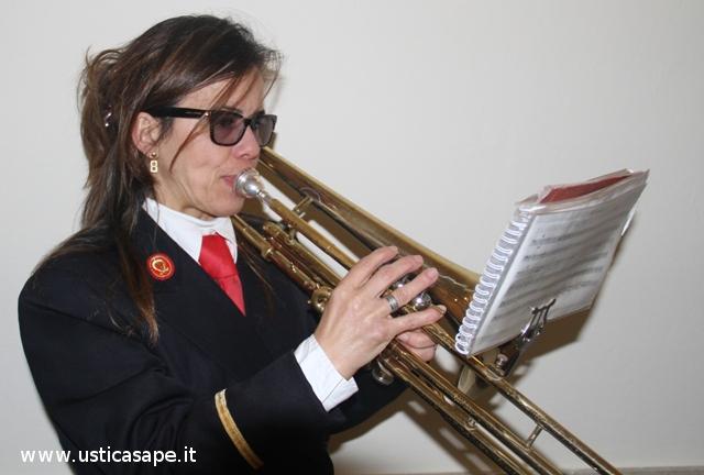 Componente Banda Musicale Ustica