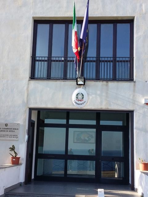 Caserma Carabinieri Ustica