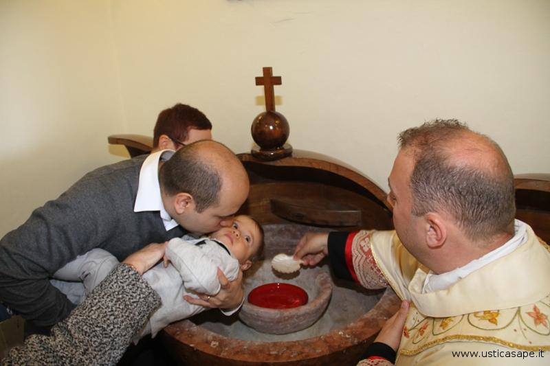 Battesimo Geremia Giovanni Fuccillo