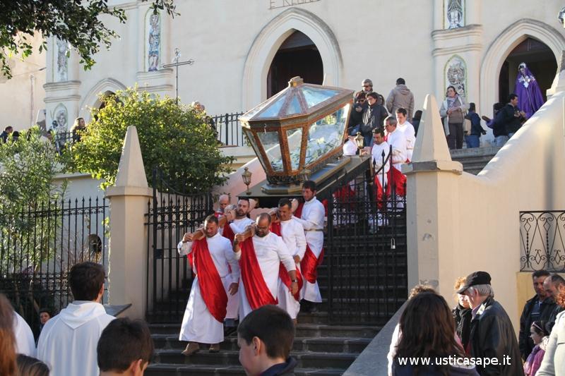Ustica, Processione Venerdì Santo - 2016