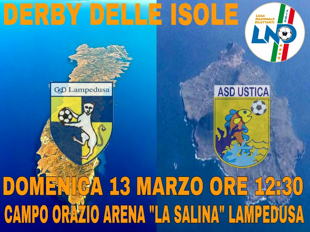 """Derby delle Isole"""""""