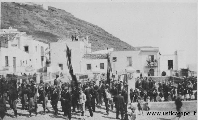 Ustica, 4 Novembre - Commemorazione dei Caduti di tutte le guerre