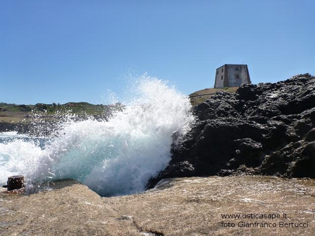 Ustica, Solarium Punta Spalmatore