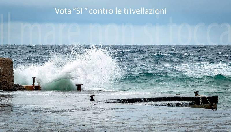 Trivelle vota SI