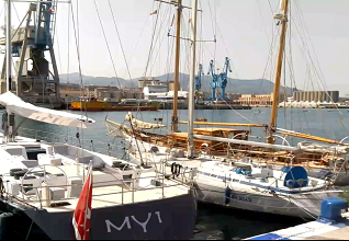 webcam porto palermo