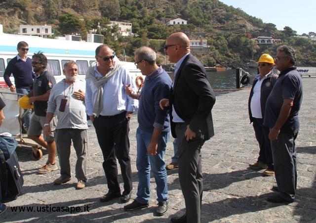 Visita Ustica Dottor Morace Ettore