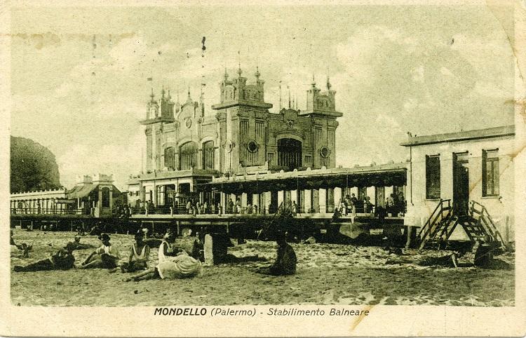 Antico Stabilimento nel 1926