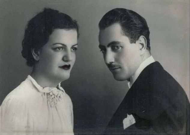 Margherita Longo e Gaetano Di Mauro