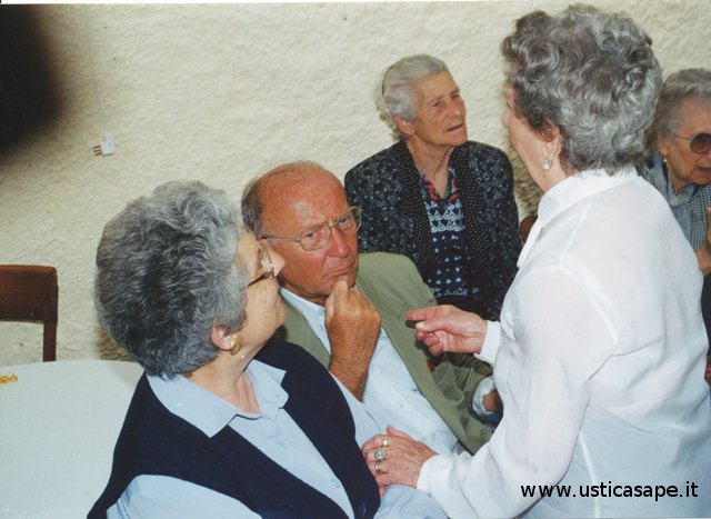 Ustica, incontro in Parrocchia