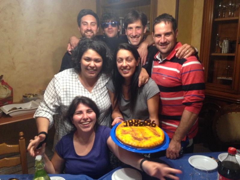 La Classe di Ferro - i trentenni usticesi festeggiano il loro compleanno