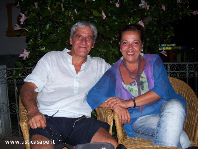 Rilassante vacanza ad Ustica - estate 2008