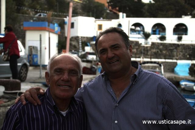 Due pescatori veri amici