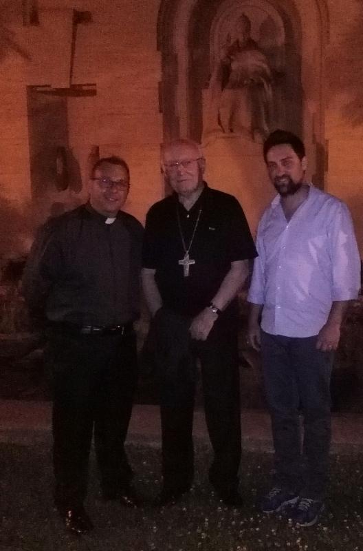 Delegazione Parrocchiale a Roma