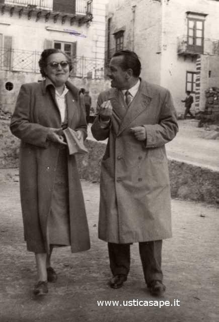 Personaggi Orsolina e Nino Nava