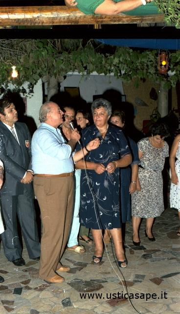 Grande festa al Faraglione