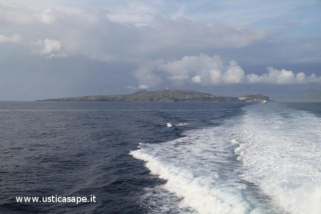 la rincorsa del catamarano