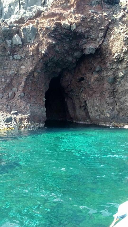 ngresso grotta dell'oro