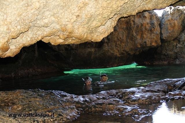 bagno, grotta segreta