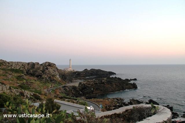 Zona Faro Punta Cavazzi