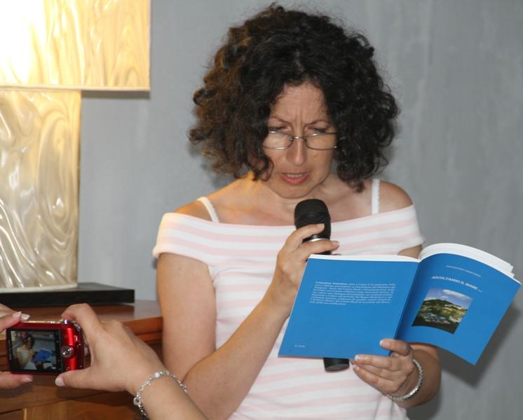 Appassionata lettura di una poesia