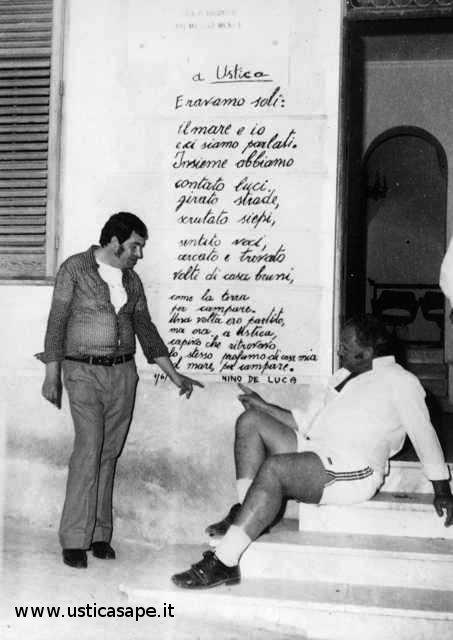 F.A.00107 Poesia Nino De Luca