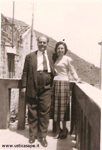 Beniamino e Maria - I due cugini