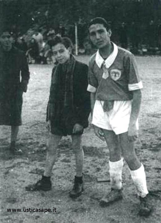 Tanino e Pierino due bravi giocatori di calcio