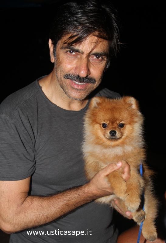 """Sergio Vespertini e il cane - """"Tali e quali"""""""