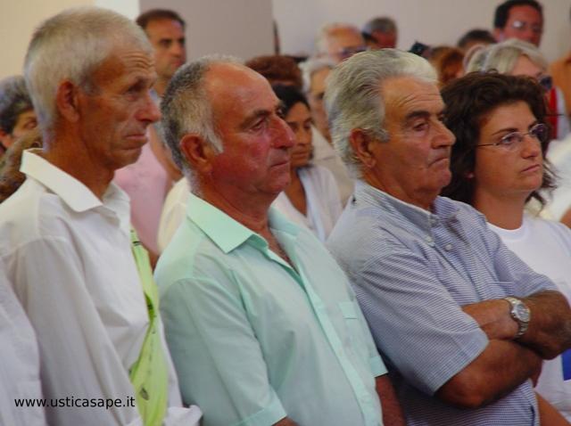 Santa Messa seguita con apprensione e partecipazione
