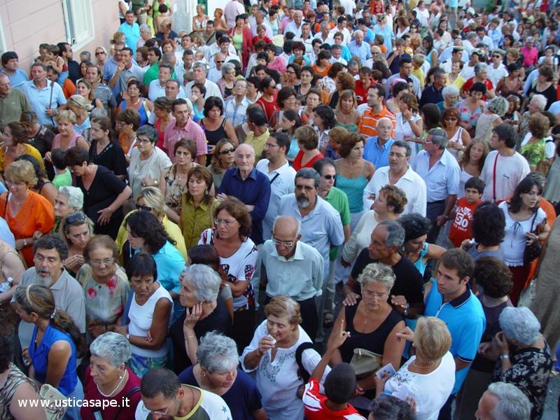 A seguito della processione di San Bartolo