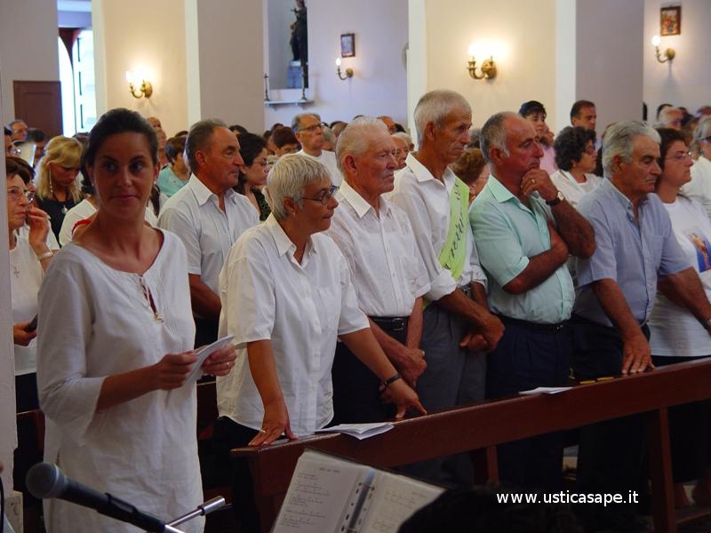 Santa messa solenne in onore di San Bartolomeo
