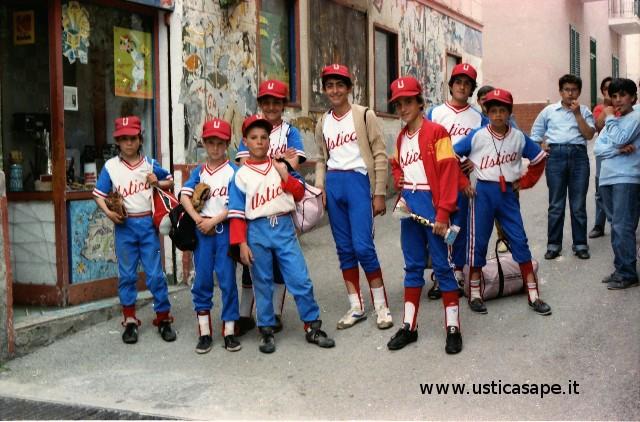 Ragazzi dell'Ustica baseball