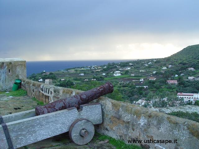 Panorama dalla Rocca della Falconiera