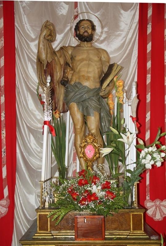 Festa di San Bartolomeo Apostolo patrono di Ustica