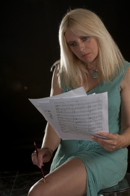 il Maestro Teresa Nicoletti