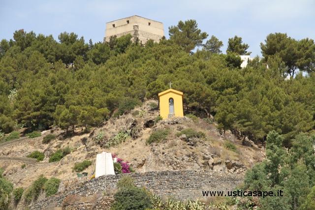 Ustica.Cappelletta San Francesco