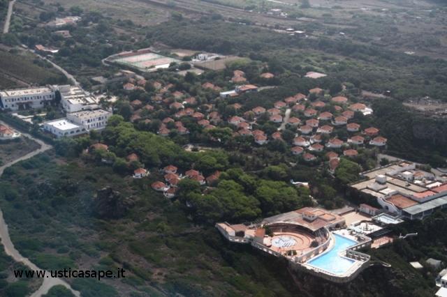 Hotel Punta Spalmatore Ustica