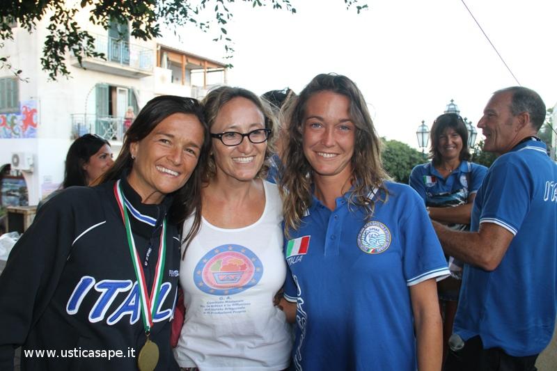 Apnea, tre Campionesse italiane che non temono gli abissi