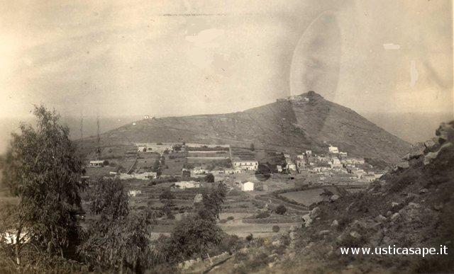 Ustica, vecchia foto