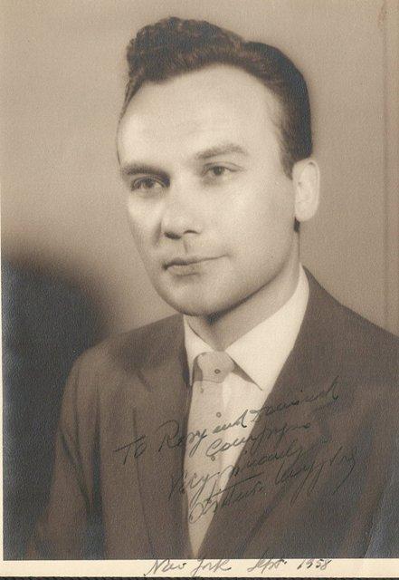 Foto Lillo Maggiore a New York nel 1958