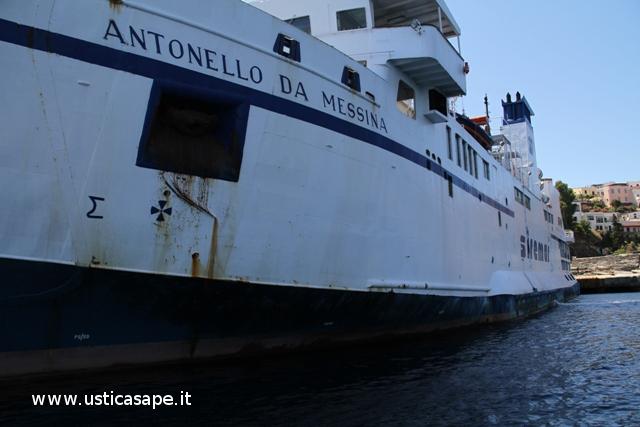 Nave Antonello Da Messina