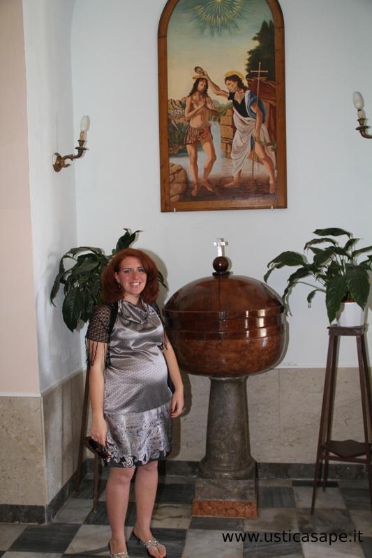 Maria Giovanna in dolce attesa