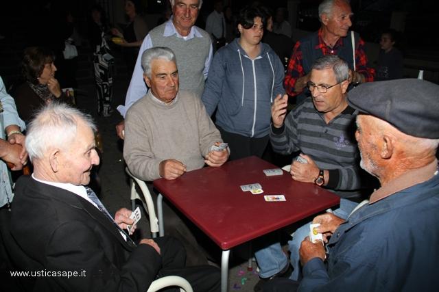 Una briscola con nonno Pasqualino Palmisano