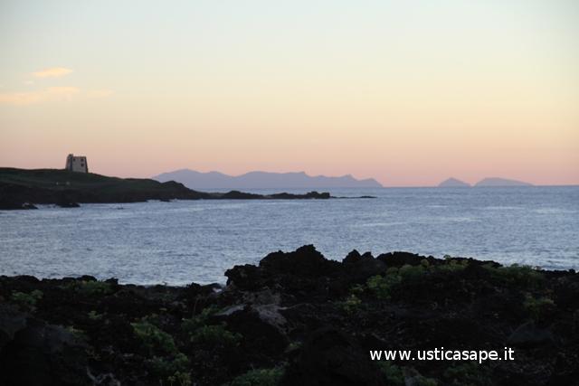 Spalmatore con vista montagne Sicilia