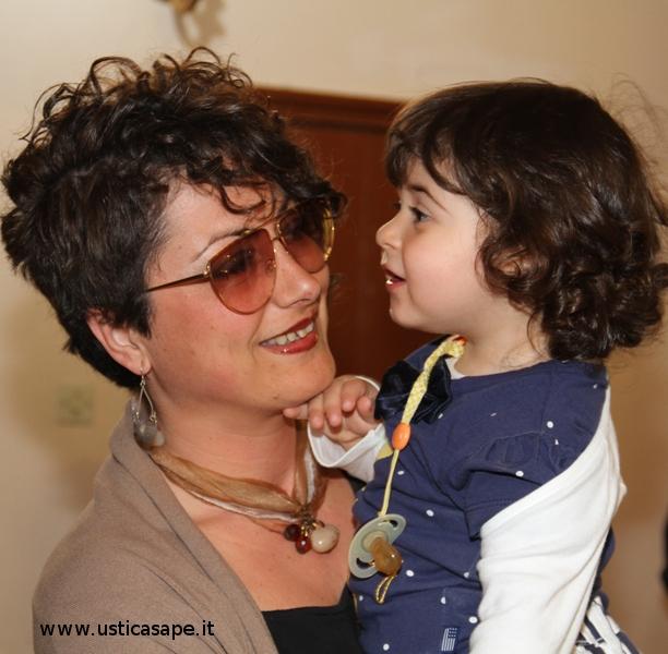 Zia Caterina con nipote