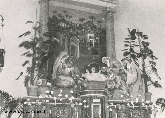 Ustica, notte di Natale 1958
