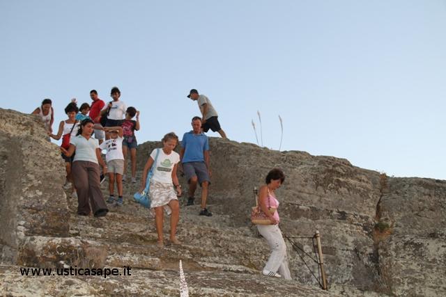 Ustica escursioni a cura del Centro Studi
