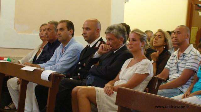 Messa San Bartolomeo - autorità