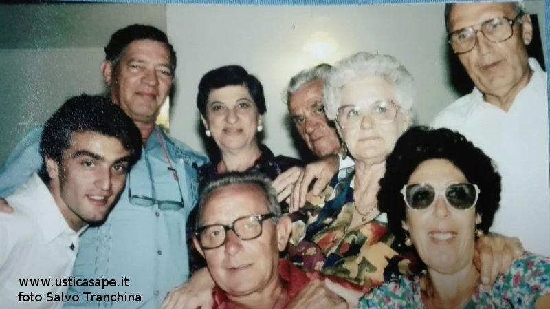 Piacevoli ricordi con oriundi usticesi - Tranchina e Bertucci da N.O