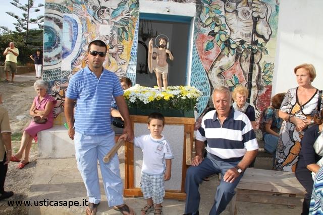 Foto ricordo con San Bartolicchio
